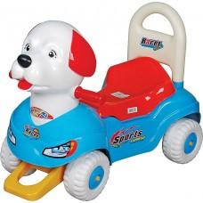 Küçük Köpek Araba