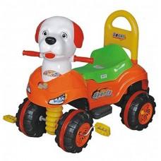 Pedallı Köpek Araba